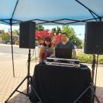Thank you DJ Scoots Ramirez for providing us with the wonderful music selections
